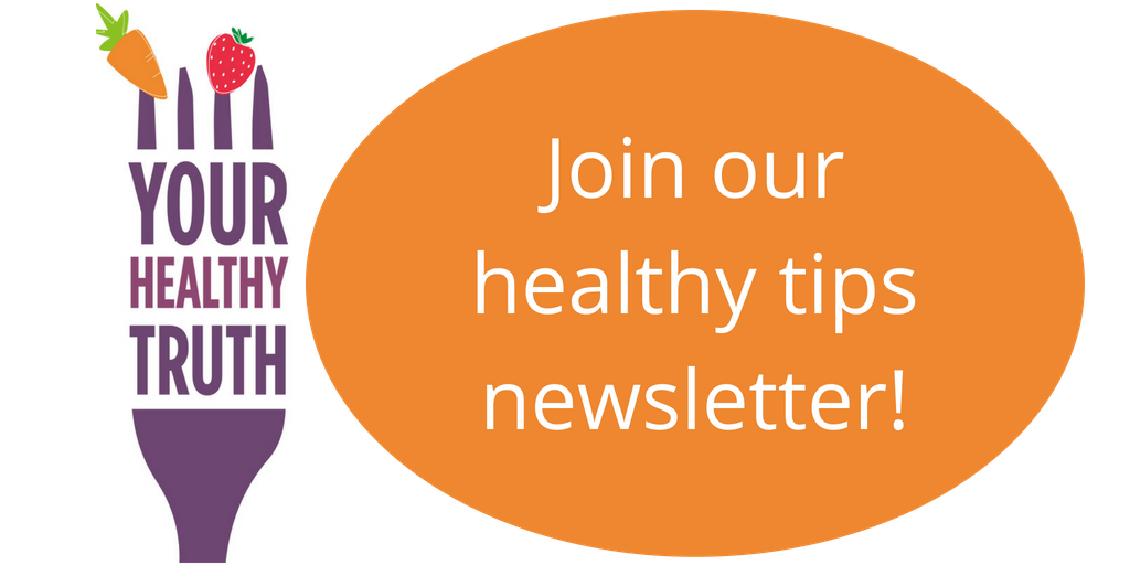 Join Our Healthy Tips Newsletters